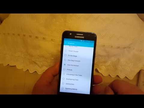 Samsung Galaxy J5 ringtones