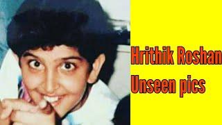 Hrithik Roshan Unseen/Rare pics 2019