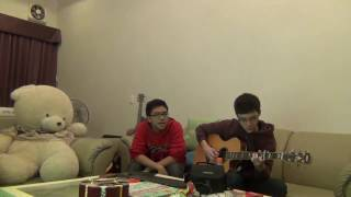 Anh Mơ - Anh Khang  Acoustic Guitar cover