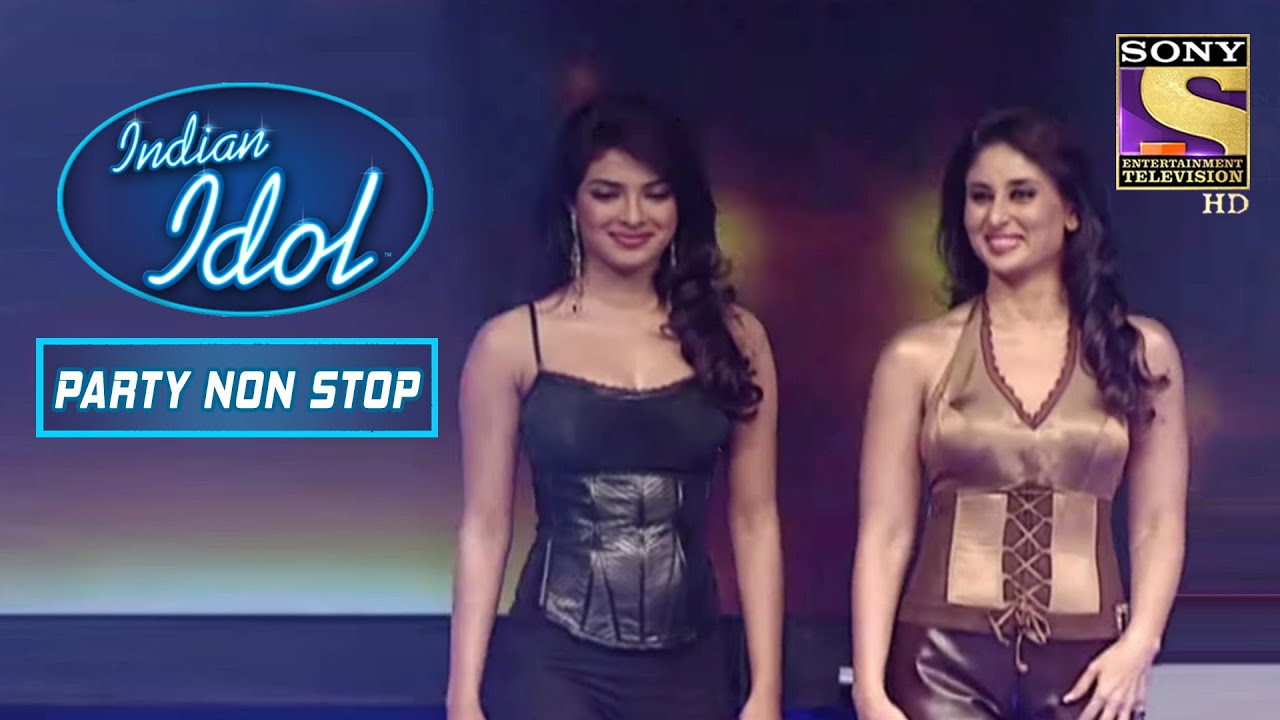 Download Priyanka और Kareena ने ली धमाकेदार Entry   Indian Idol   Party Non Stop
