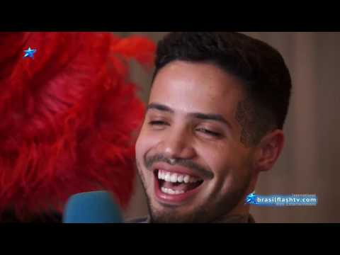 Brasil Flash TV International - Desafio da música e interpretação 2017 - Léo Ritzmann