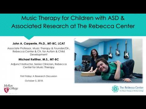 Science and Practice of Music Therapy for Children with Autism
