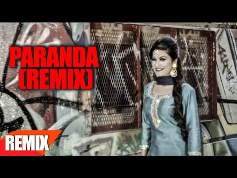 Paranda Remix | Kaur B | JSL | Punjabi Remix Song Collection | Speed Records