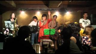 Nostalgic Golden Night@ Rooster Northside, Ogikubo,Tokyo, Japan / J...