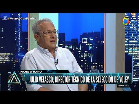 Julio Velasco en Animales sueltos de Alejandro Fantino (completo HD) - 30/03/18