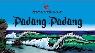 La Rip Curl Cup Padang Padang encore ajournée