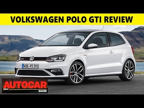 Volkswagen Polo GTI Review | First Drive | Autocar Show