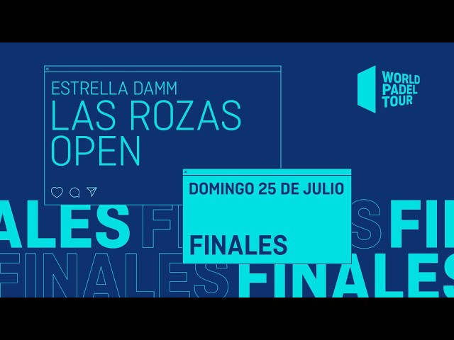 Finales - Estrella Damm Las Rozas Open 2021 - World Padel Tour