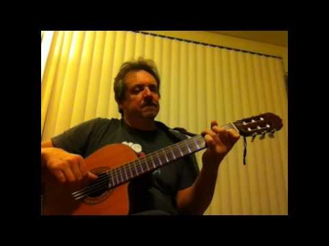 Because He Lives - fingerstyle guitar