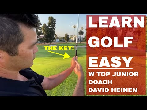 How to Teach ANYONE to PLAY GOLF! BBG Father's Day Special HOW TO TEACH KIDS  (and yourself) to Golf