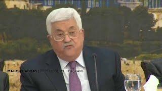 Abbas: ABD tek başına arabuluculuk yapamaz