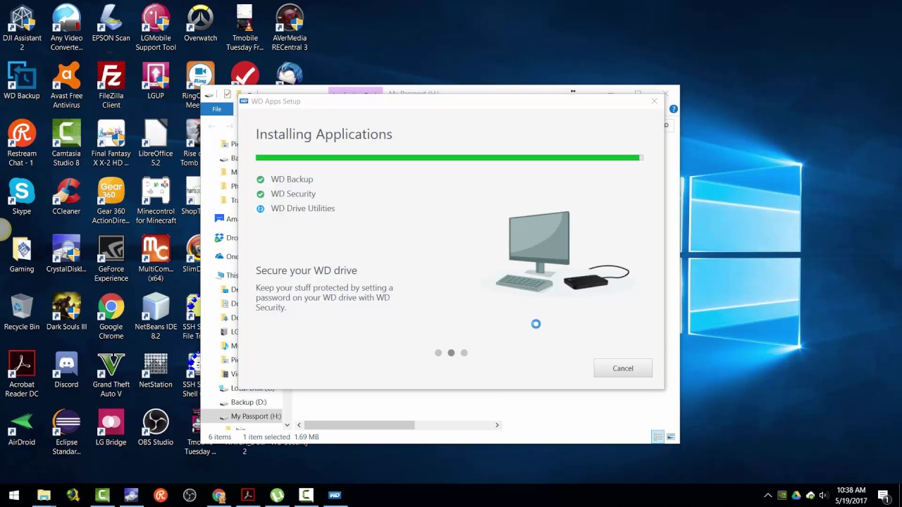 How To Setup WD My Passport