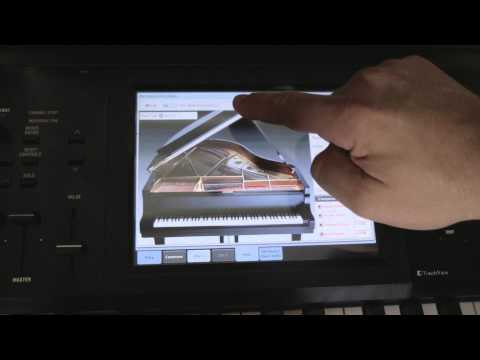Korg Kronos In The Studio – Introducing The NEW Kronos And OS V3.0