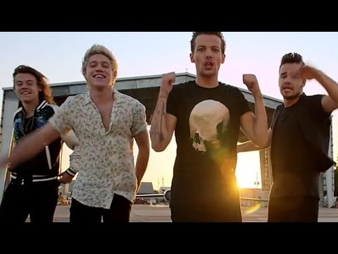 "One Direction ""Drag Me Down"" Music Video Recap"