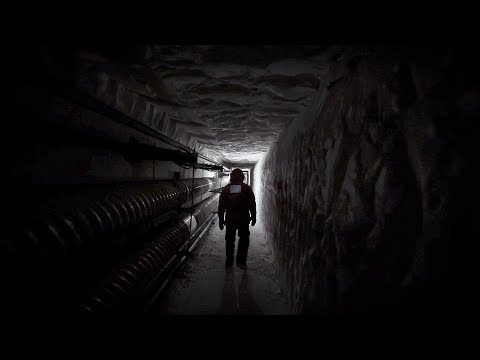Exploring the MYSTERIES of the South Pole ICE TUNNELS!