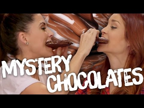 10 Chocolate Covered Mystery Snacks (Cheat Day)