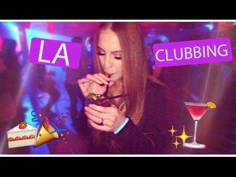 LA CLUB CRAWL l ASHLEY ENGLES