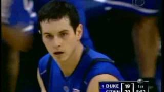 J.J. Redick 41 points vs Georgetown