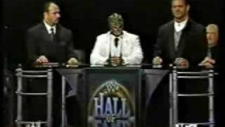 Eddie Guerrero Hall of Fame Induction Part 2