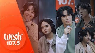"SB19 performs ""Ikako"" LIVE on Wish 107.5"