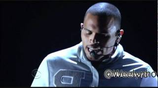 Chris Brown - Grammy