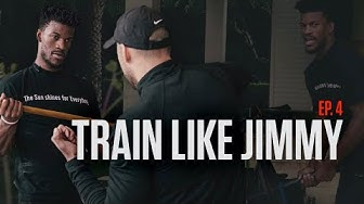 How to workout #withme at home during quarantine. | Jimmy Butler Vlogs