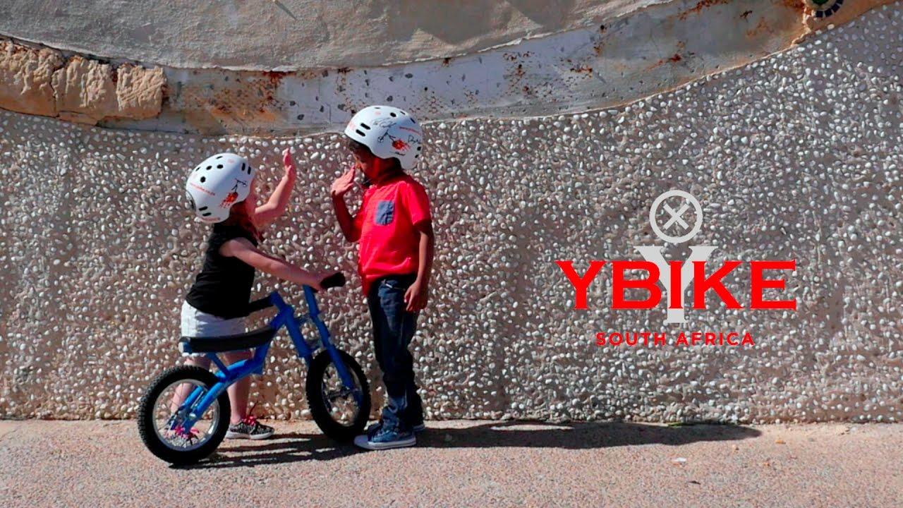 Ybike Extreme Pro Adjustable Balance Bike Youtube