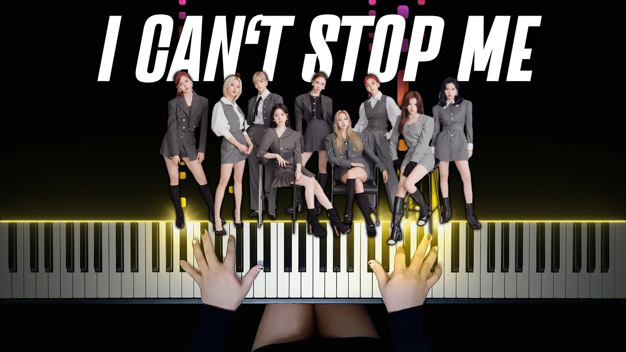 TWICE - I CAN'T STOP ME | Piano Cover by Pianella Piano