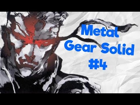 Metal Gear Solid 1 - Part 4: Dignity not included