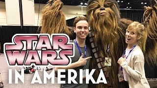 STAR WARS IN AMERIKA! - REISVLOG