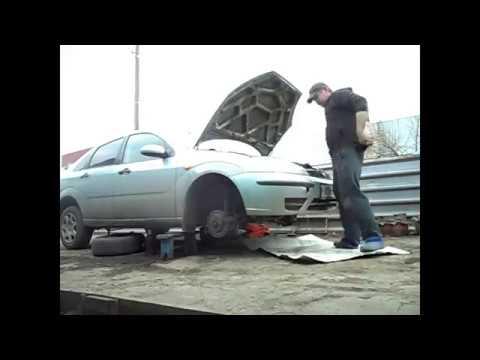 как снять рулевую рейку
