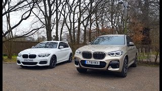 BMW X3 M40i Road Test Review 2018 *M140i race* ULTIMATE SUV