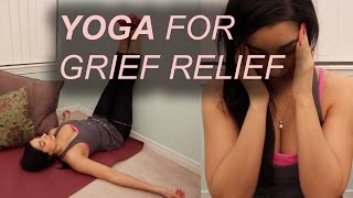 Video 5 Yoga Poses for Grief Relief download MP3, 3GP, MP4, WEBM, AVI, FLV Maret 2018