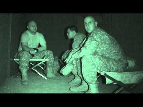 Empty Army bunker, Bahrain 001