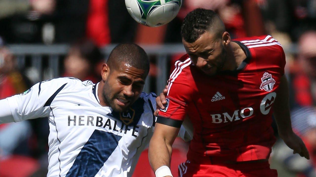 competitive price c7941 bfdf1 HIGHLIGHTS: Toronto FC vs LA Galaxy | March 30, 2013