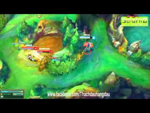 Lỗi LOL, Góc Lag Trong Lol ,WTF Moments,BUG Ultimate Vel