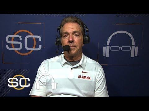 Nick Saban evaluates Alabama's win vs. Oklahoma, Kyler Murray in Capital One Orange Bowl | SVP on SC