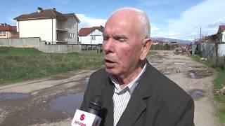 Ja cila është gjendja infrastrukturore e rrugës ''Tahir Zajmi'' në qytetin e Gjakovës - Lajme