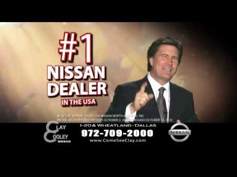 Clay Cooley Nissan The Number One Nissan Dealer In The Nation