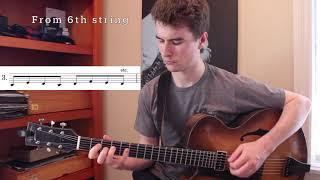 Juilliard Guitar Split Lesson Requirements