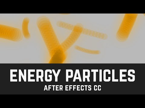 Random Flying Particles in After Effects (Tutorial) - T019
