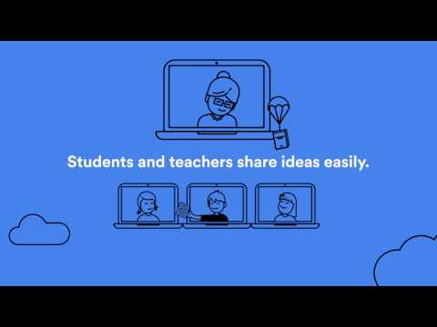 Learning takes off with Google for Education