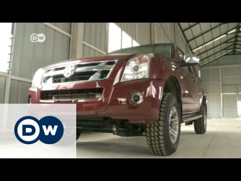 "Think big: Cars ""made in Ghana"" 