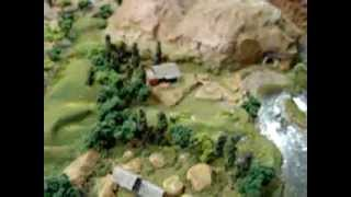 HO Scale Gauge Model Train Layout video DeWitt Clinton John Bull The Lafayette XRDaddy