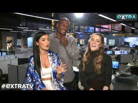 'WAGS' Star Nicole Williams & Hubby Larry English Talk Wedding & Married Life