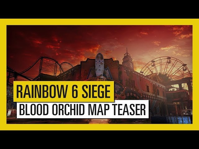 Tom Clancy's Rainbow Six Siege - Blood Orchid Map Teaser
