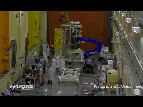 Airbus Payload Prep for NASA/JPL – GFZ GRACE Follow-On Mission
