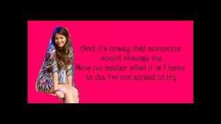 You're the Reason Lyrics- Victoria Justice (Victorious) (FULL HD) - YouTube.flv