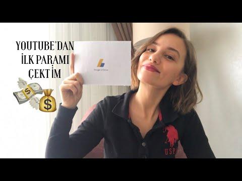 YOUTUBE'DAN  İLK PARAMI ÇEKTİ̇M 💸| YouTube Hikayem 😅 Her şeyi Anlattım  | 🤷🏼♀️