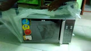 UNBOXING IFB 23SC3 L CONVENTION OVEN
